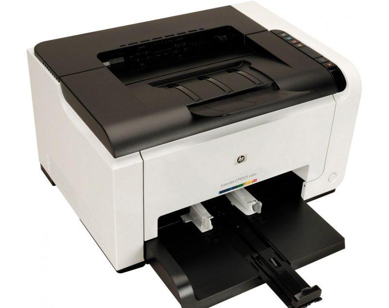 1025 color printer